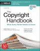 The copyright handbook : what every writer needs to know