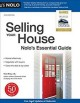 Selling your house : Nolo's essential guide