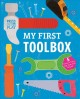 My first toolbox : press out & play.