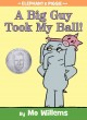 A big guy took my ball! [Reader]