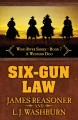 Six-gun law : a Western duo
