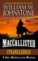MacCallister: stranglehold [text (large print)]