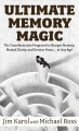 Ultimate memory magic [text (large print)] : the transformative program for sharper memory, mental clarity, and greater focus...at any age!