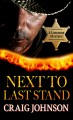 Next to last stand [large print]