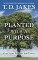 Planted with a purpose: [text (large print)] God turns pressure into power