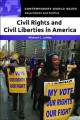 Civil rights and civil liberties in America : a reference handbook