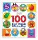 100 first words lift-the-flap