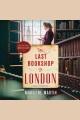 The Last Bookshop in London [downloadable audiobook]