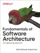 Fundamentals of software architecture : an engineering approach