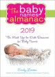The baby names almanac, 2019