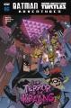 Batman, Teenage Mutant Ninja Turtles adventures. The terror of the Kraang