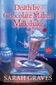 Death by chocolate malted milkshake