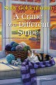 A crime of a different stripe : a Seaside Knitters Society mystery