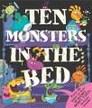 Ten monsters in the bed