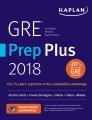 GRE prep plus 2018.