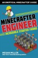 Minecrafter engineer : must-have starter farms