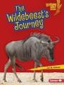 The wildebeest's journey