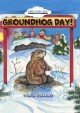 Groundhog Day! : shadow or no shadow.