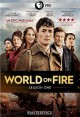 World on fire. Season one [videorecording (DVD)].
