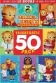 Daniel Tiger's neighborhood. Tigertastic 50 pack.