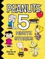 Peanuts 5-minute Stories.