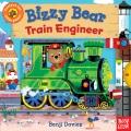 Bizzy Bear : train engineer