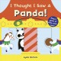 I thought I saw a panda!