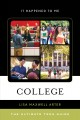 College : the ultimate teen guide