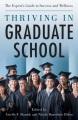 Thriving in graduate school : the expert
