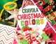 Crayola Christmas colors