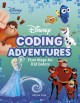 Disney coding adventures : first steps for kid coders