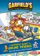 """A Garfield guide to online """"friends"""" : not the same as real friends!"""