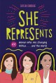 She represents : 44 women who are changing politics ... and the world