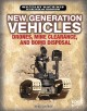 New generation vehicles : drones, mine clearance, and bomb disposal