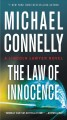 The law of innocence [sound recording (book on CD)]