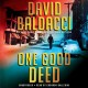 One good deed [sound recording (Playaway)]
