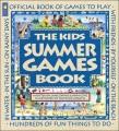The kids summer games book