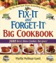 Fix-it and forget-it big cookbook : 1400 best slow cooker recipes!