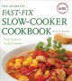 The diabetes fast-fix slow-cooker cookbook : Fresh twists on family favorites
