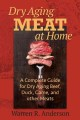 Dry aging meat at home