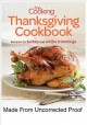 Fine cooking Thanksgiving cookbook : recipes for turkey and all the trimmings