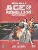 Star Wars, Age of Rebellion roleplaying game. Core rulebook.