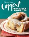 Copycat restaurant favorites : restaurant faves made easy at home.