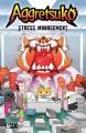 Aggretsuko. Stress management