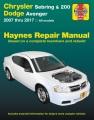 Chrysler Sebring & 200, Dodge Avenger automotive repair manual