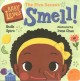 Baby loves the five senses Smell!