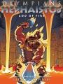 Olympians. Hephaistos : god of fire