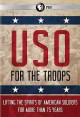 USO : for the troops