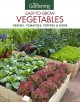Fine gardening easy-to-grow vegetables : greens, tomatoes, peppers & more