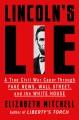 Lincoln's lie : a true Civil War caper through fake news, Wall street, and the White House